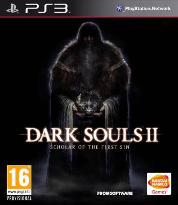 Dark Souls II: Scholar of the First Sin til PlayStation 3