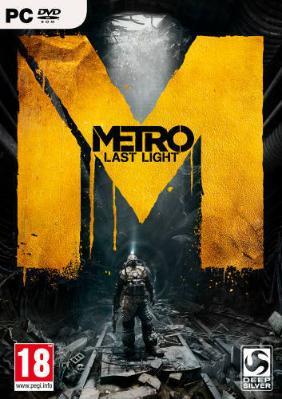 Metro: Last Light til PC