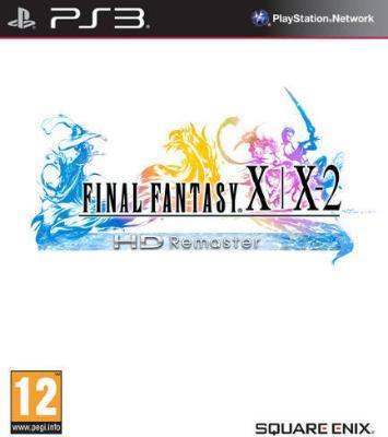 Final Fantasy X/X-2 HD Remaster til PlayStation 3