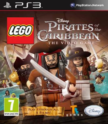 Lego: Pirates of the Caribbean til PlayStation 3