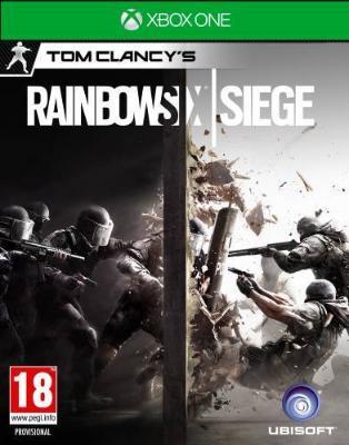 Rainbow Six Siege til Xbox One