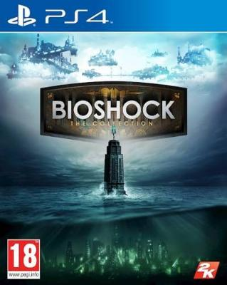 BioShock: The Collection til Playstation 4