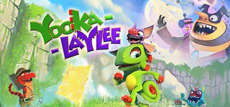 Yooka-Laylee til PC