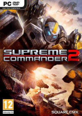 Supreme Commander 2 til PC
