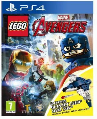LEGO Marvel's Avengers til Playstation 4