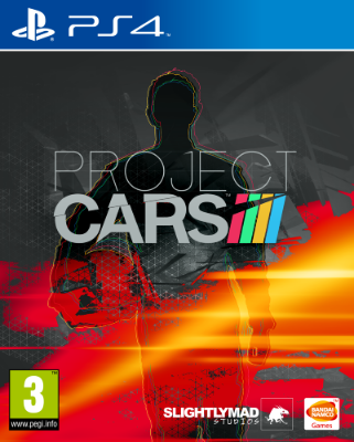 Project Cars til Playstation 4