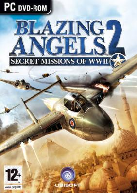 Blazing Angels 2: Secret Missions of WWII til PC
