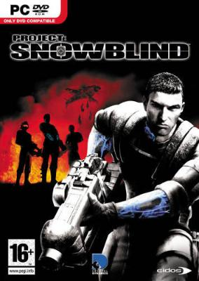 Project: Snowblind til PC