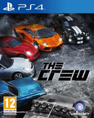 The Crew til Playstation 4