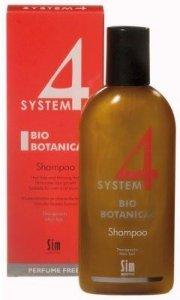 SIM Sensitive System 4 Bio Botanical Shampoo 100 ml