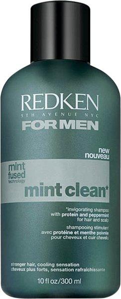 Redken For Men Mint Clean Shampoo 300ml