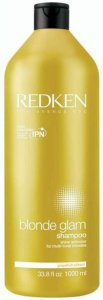 Redken Blonde Glam Shampoo 1000ml