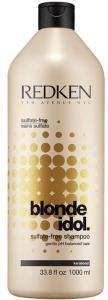 Redken Blonde Idol Sulfate Free Shampoo 1000ml