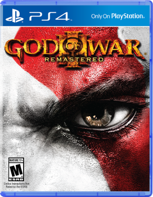 God of War III Remastered til Playstation 4