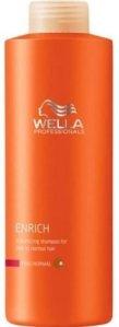 Wella Professionals Enrich Volumizing Shampoo 1000ml