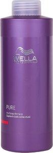 Wella Pure Purifying Shampoo 1000ml