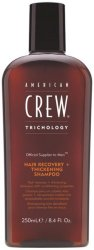 American Crew Hair Recovery+Thickening Shampoo 250ml