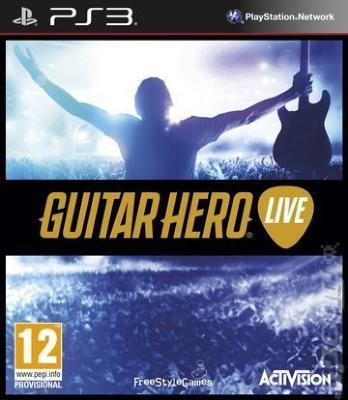 Guitar Hero Live til PlayStation 3