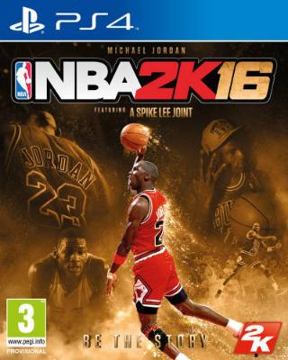 NBA 2K16 til Playstation 4