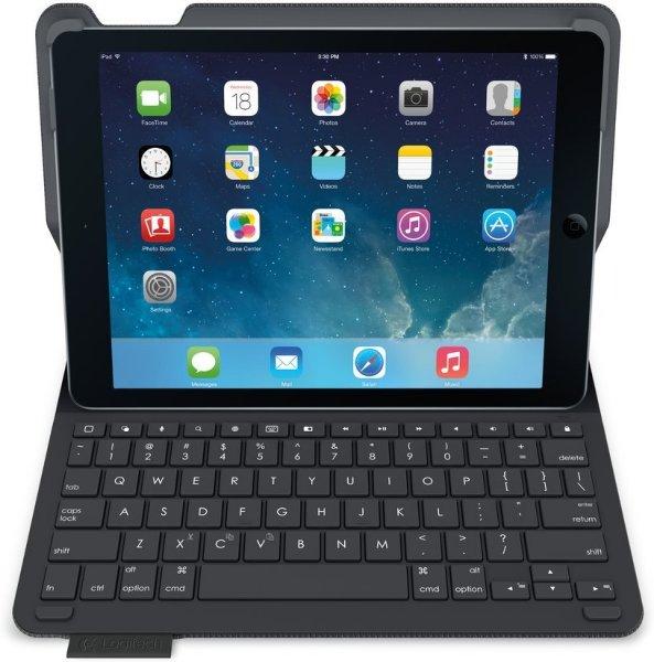 Logitech Type+ Keyboard Case for iPad Air