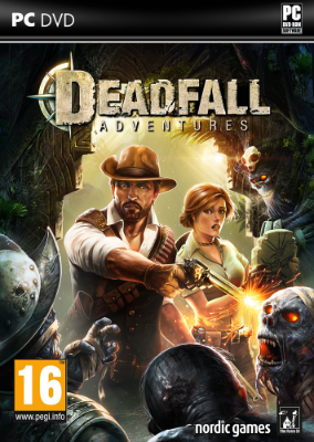 Deadfall Adventures til PC