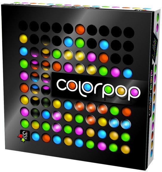 Colorpop brettspill
