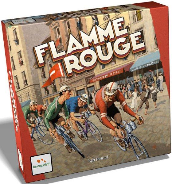 Flamme Rouge brettspill