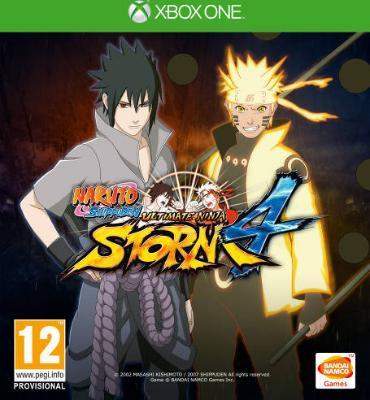 Naruto Shippuden: Ultimate Ninja Storm 4 til Xbox One