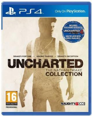 Uncharted: The Nathan Drake Collection til Playstation 4