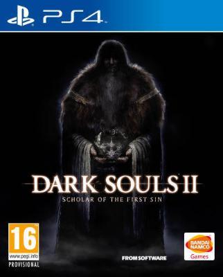 Dark Souls II: Scholar of the First Sin til Playstation 4