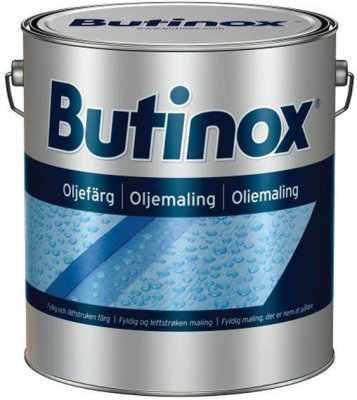 Butinox Oljemaling (10 liter)