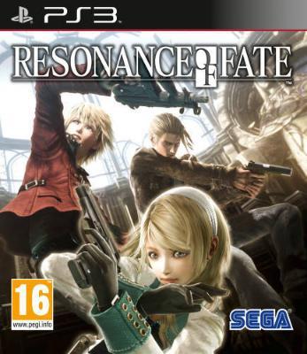 Resonance of Fate til PlayStation 3