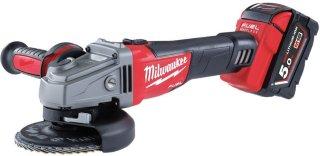 Milwaukee M18 CAG125X-502X (2x5,0Ah)