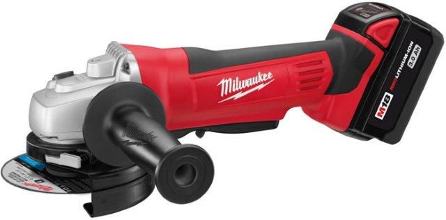 Milwaukee HD18 AG-115-402C (2x4,0Ah)