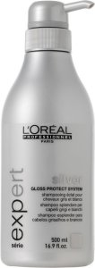 Professionnel Série Expert Silver Shampoo 500ml