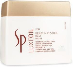 Wella SP Luxeoil Keratin Restore Mask 400ml