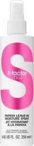 TIGI S-Factor Papaya Leave-In Moisture Spray 250ml