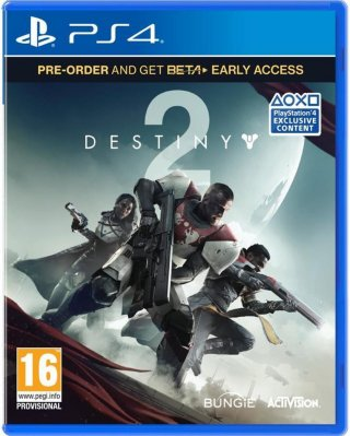 Destiny 2 til Playstation 4