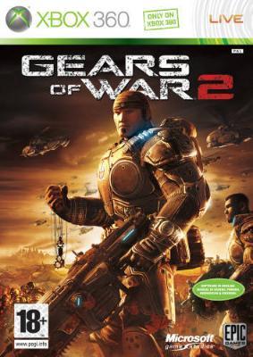 Gears of War 2 til Xbox 360