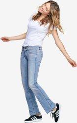 G-Star Midge Saddle Mid Bootleg Jeans (Dame)