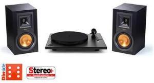 Rega RP1 Platespiller m/høyttalere