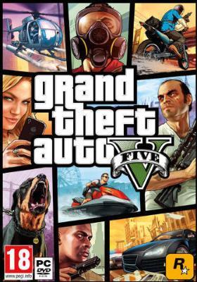 Grand Theft Auto V til PC