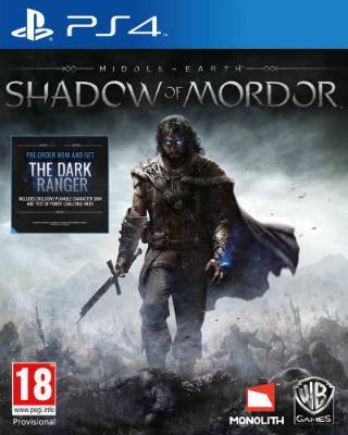 Middle-earth: Shadow of Mordor til Playstation 4