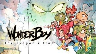 Wonder Boy: The Dragon's Trap til Playstation 4