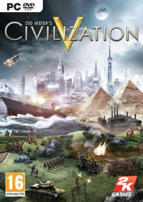 Sid Meier's Civilization V til PC
