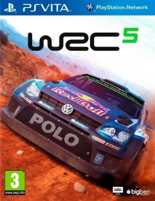 WRC 5 til Playstation Vita