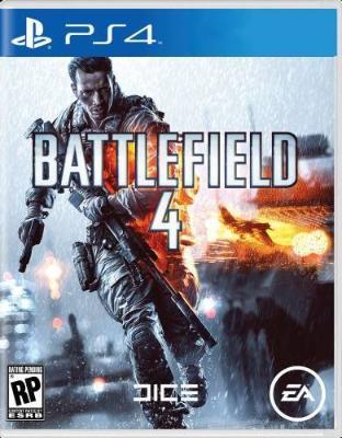 Battlefield 4 til Playstation 4