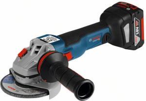 Bosch GWS 18-125 C (2x5,0Ah)