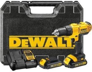 DeWalt DCD771C2 (2x1,3Ah)