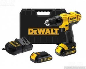 DeWalt DCD731C2 (2x1,3Ah)